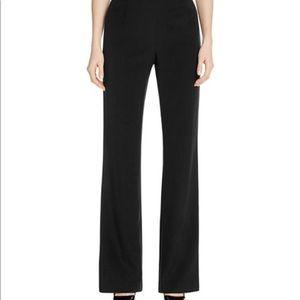 Lafayette 148 metropolitan Stretch Silk Pants